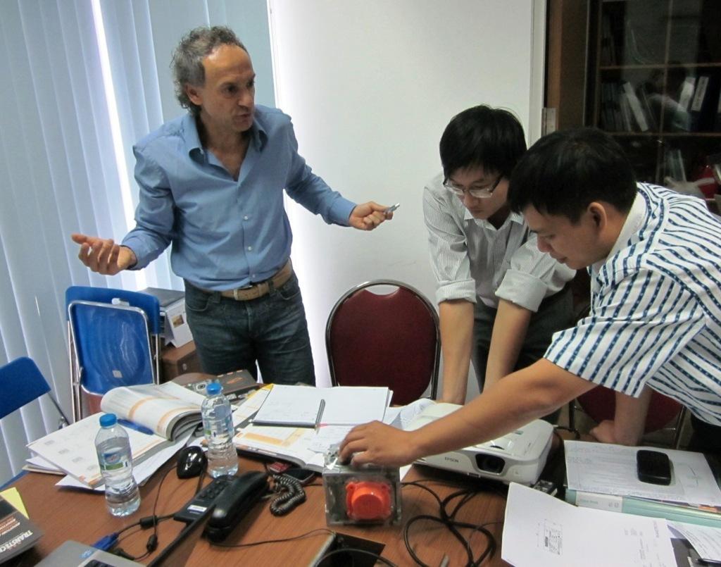 Enertech, nhà phân phối chính thức hộp giảm tốc Transtecno tại Việt Nam