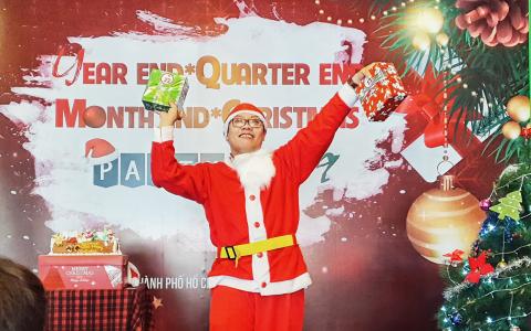 Ông già Noel đến Enertech