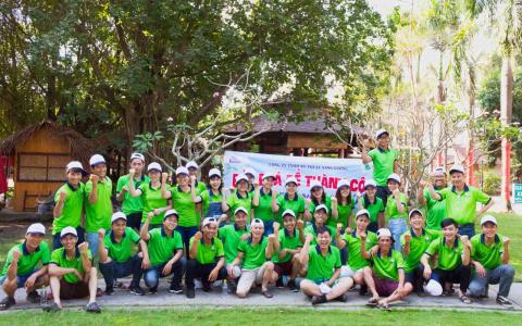 Enertech Team Building 2019  - Bứt phá để thành công